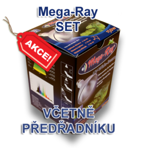 Mega-Ray UV Wide Beam Set